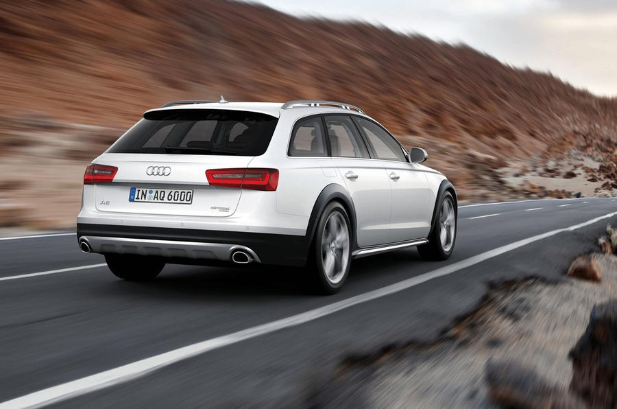 Audi A6 Allroad revealed