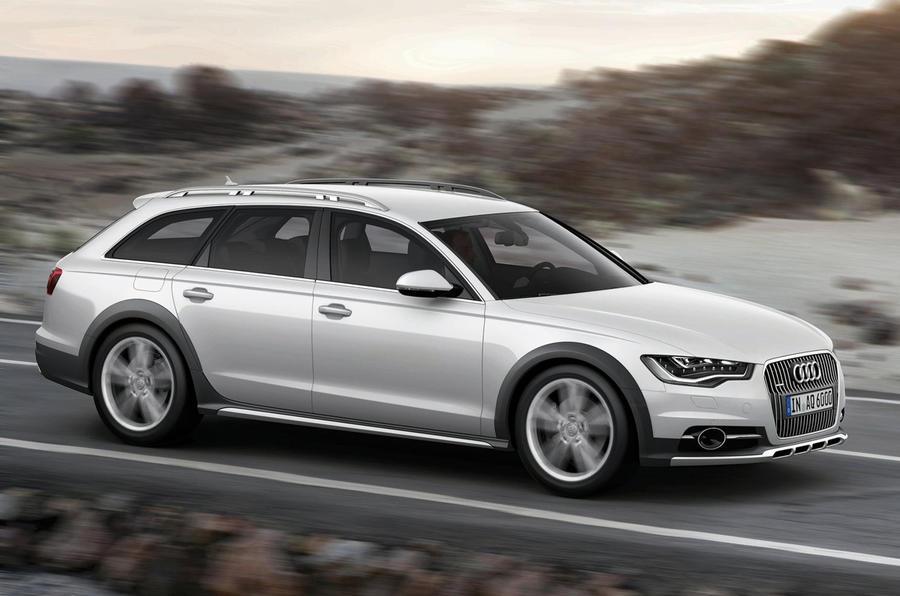 Audi A6 Allroad revealed