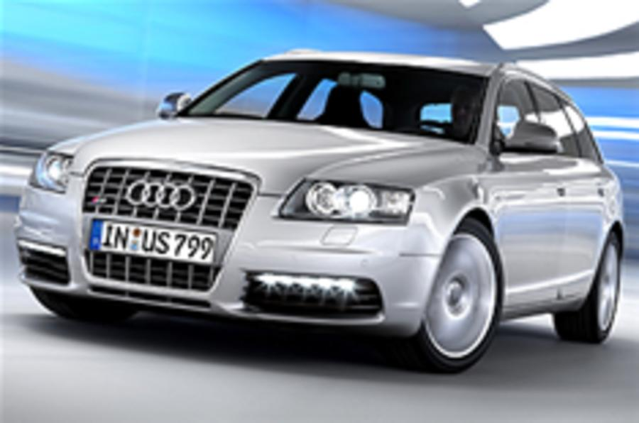 First look: New Audi A6