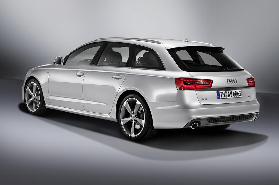 new audi a6 avant unveiled autocar. Black Bedroom Furniture Sets. Home Design Ideas