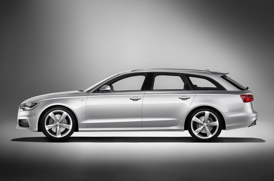 New Audi A6 Avant unveiled