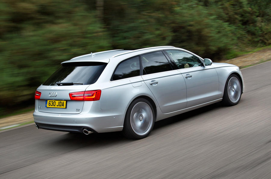 Potent diesel for Audi A6 and A7