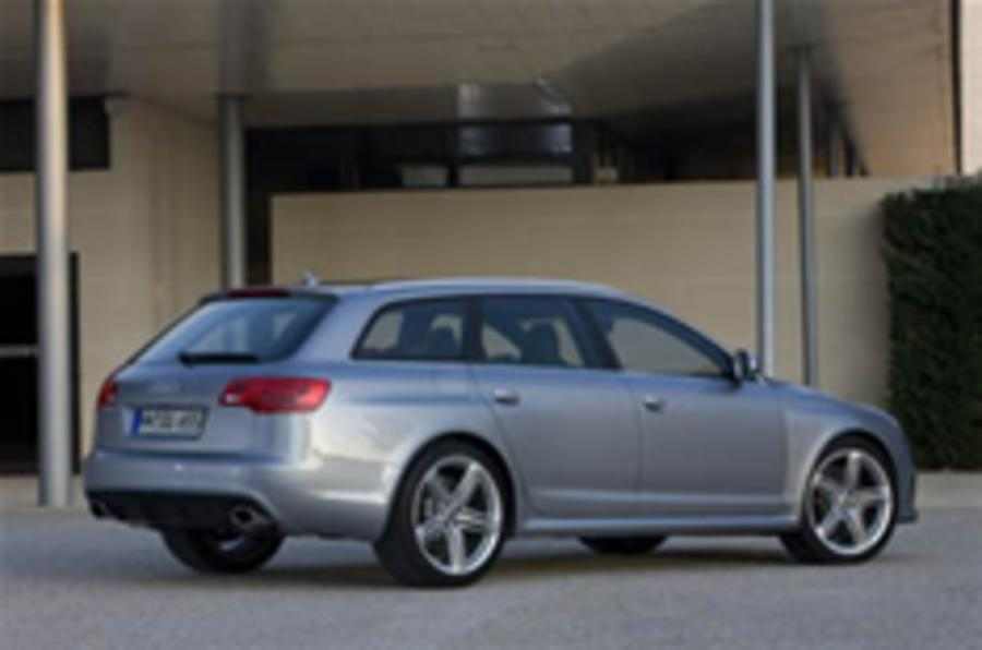 On video: hottest Audi gets A6 out of 6
