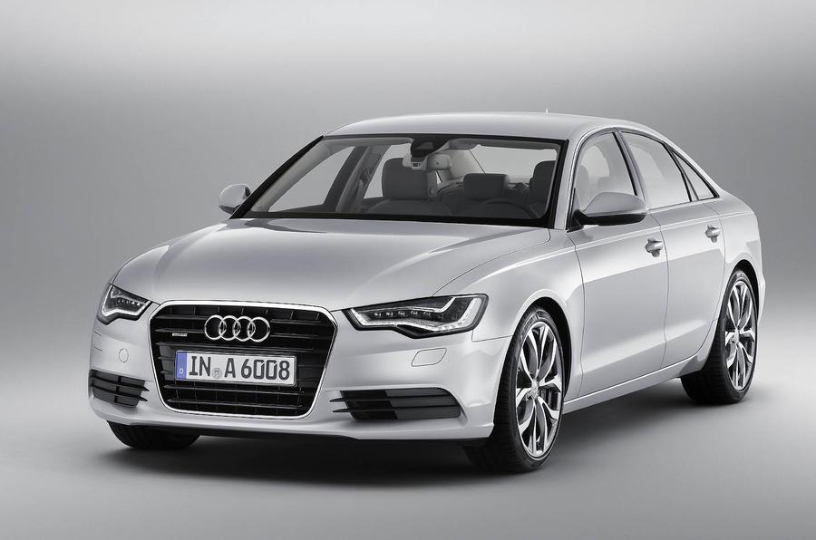 Detorit motor show: Audi A6