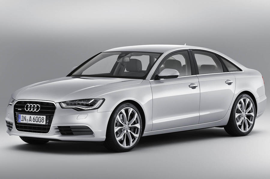 New Audi A6 in detail