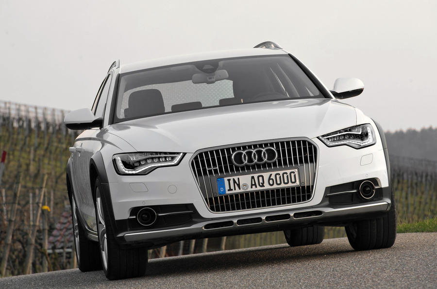 Audi A6 allroad available to order