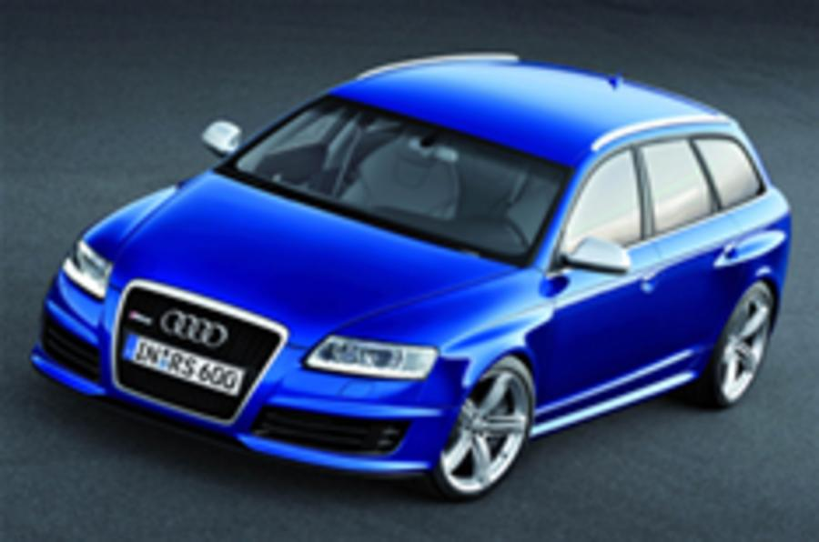 Audi RS6: more power than an M5