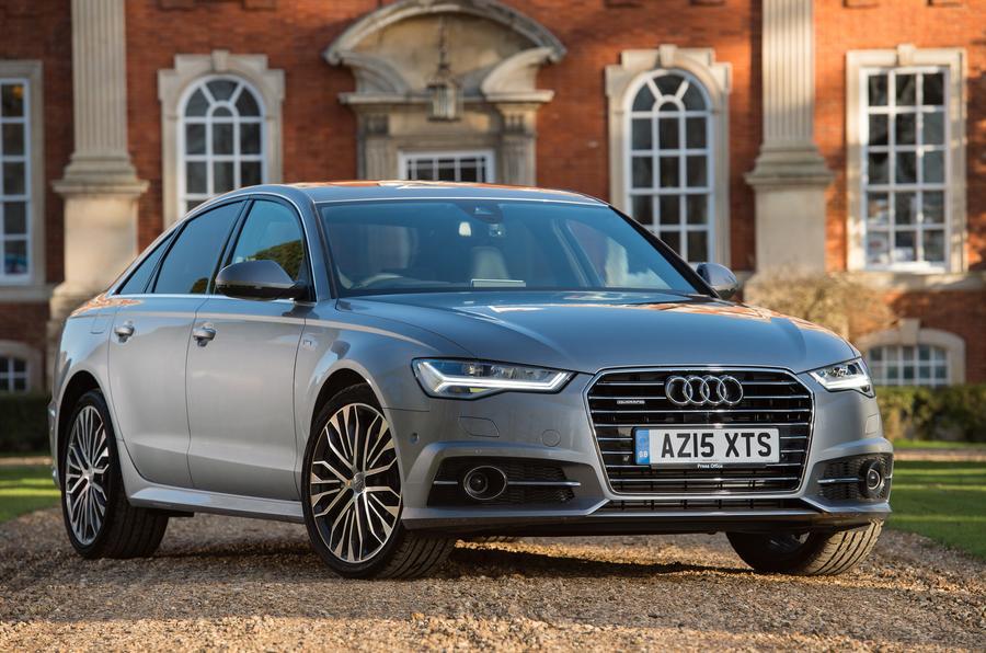 4 star Audi A6
