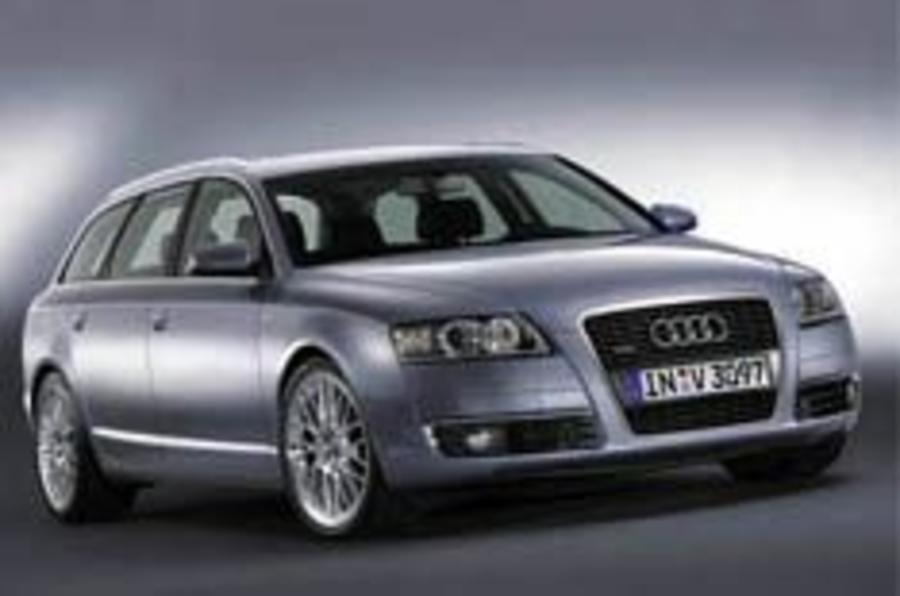 Audi's new model assault