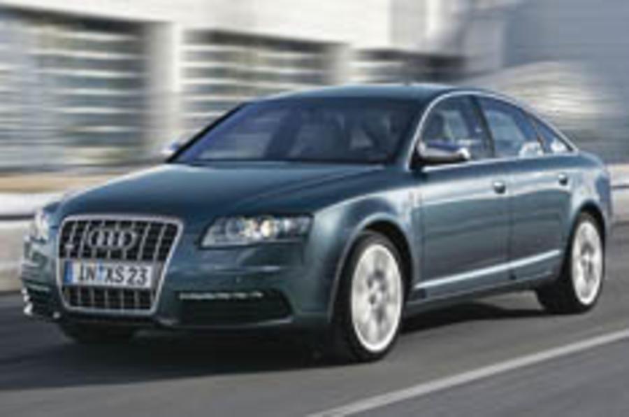 Audi's latest raging bull: the S6