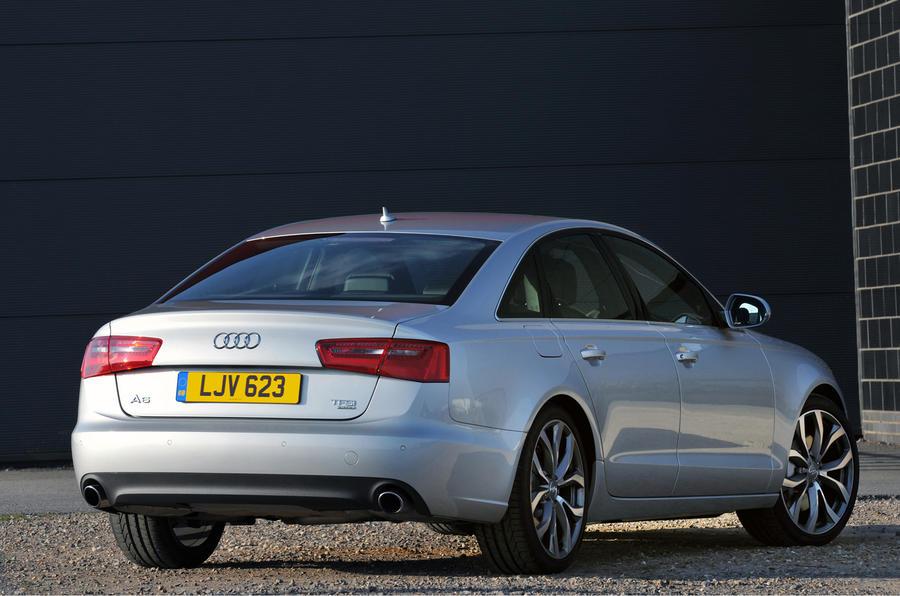 Audi A6 2.0 TDI ultra first drive review