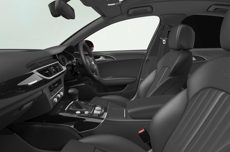 Audi A6 Saloon 2 0 Tdi Ultra S Tronic S Line First Drive