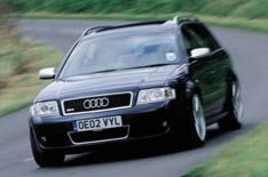 Final flourish for Audi's RS6