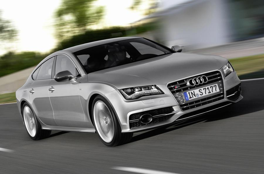 Frankfurt show: new Audi S8,S7,S6