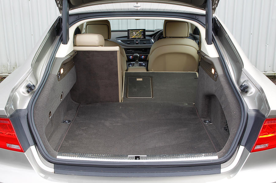 audi a7 interior autocar. Black Bedroom Furniture Sets. Home Design Ideas