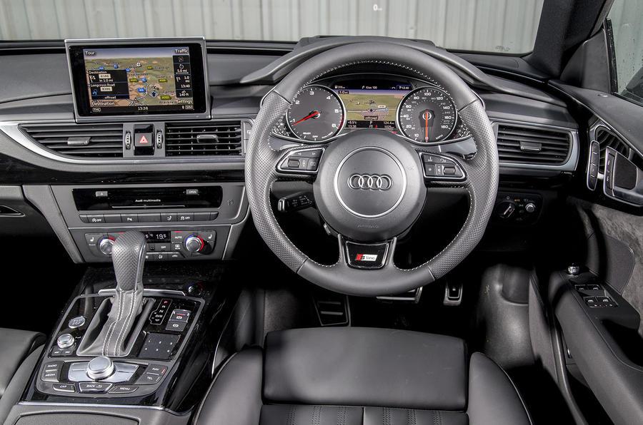 ... Audi A7 Interior; Audi A7 Dashboard ...