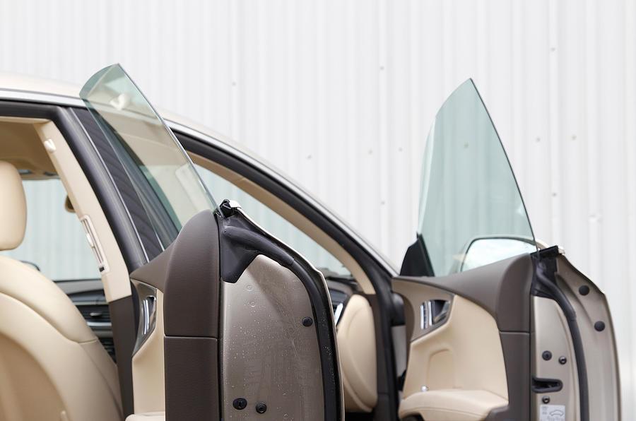 audi a7 review 2017 autocar. Black Bedroom Furniture Sets. Home Design Ideas