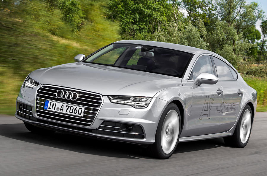 Audi A7 Ultra first drive review
