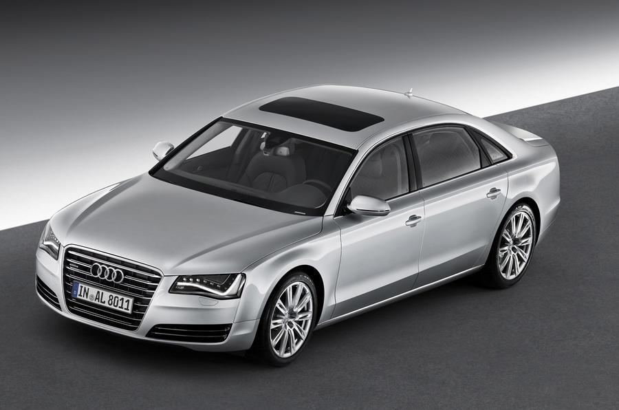 Beijing motor show: Audi A8 LWB