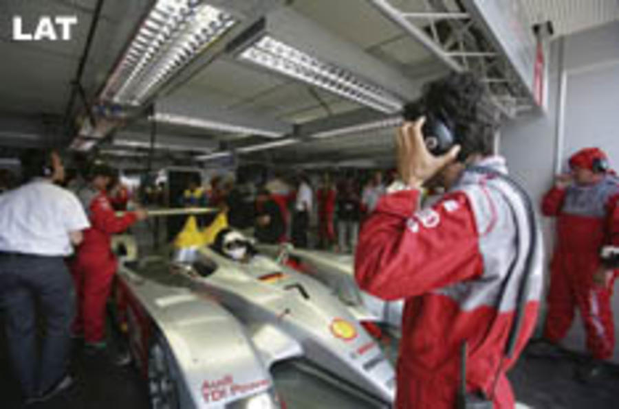 Video exclusive: McNish at Le Mans