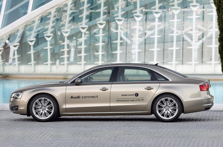 Audi's future of in-car tech