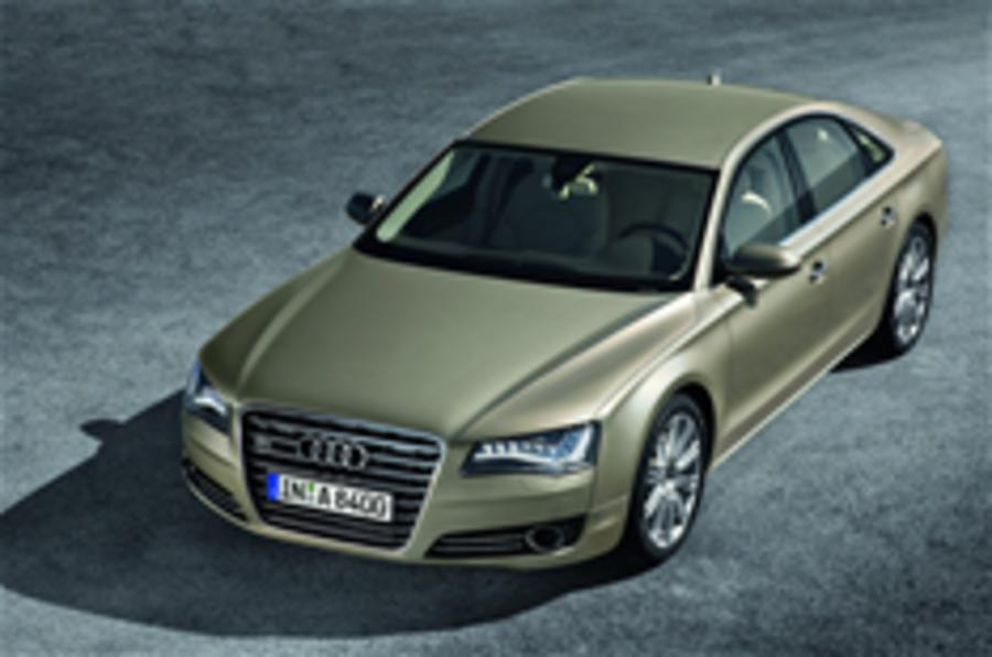 Audi A8 - more pictures