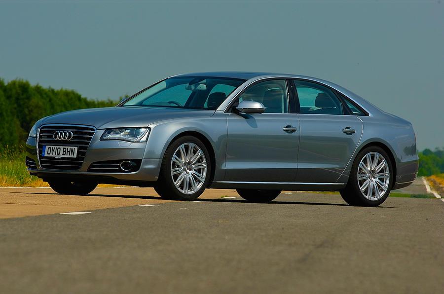 4 star Audi A8