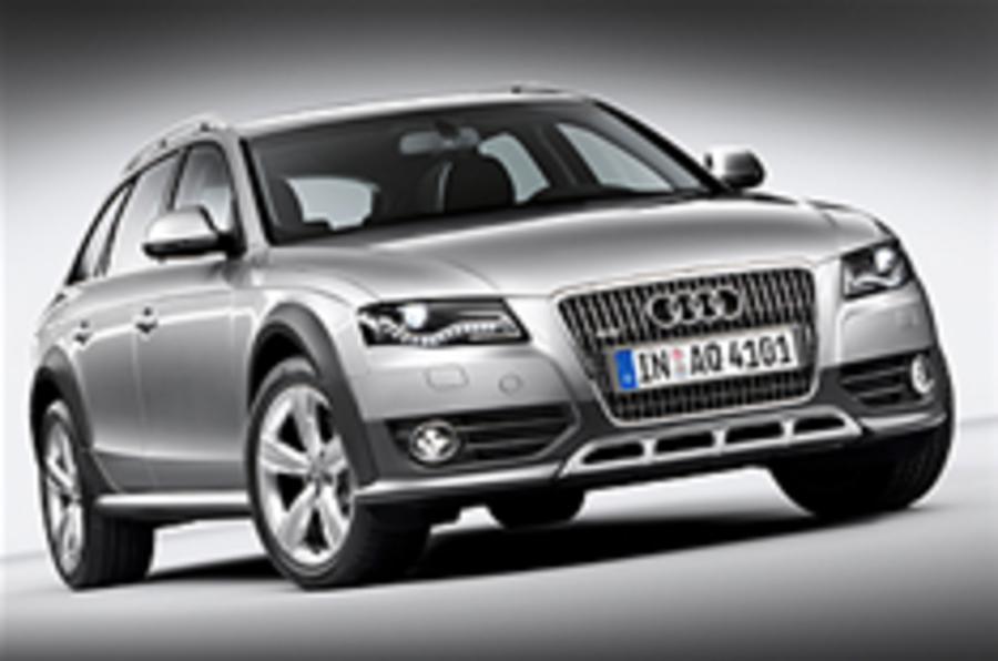 Unveiled: Audi A4 Allroad quattro