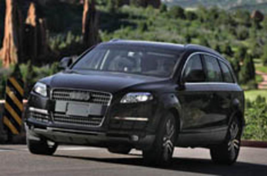 Audi's Q7 tease continues