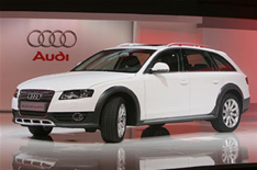 Audi A4 Allroad prices revealed