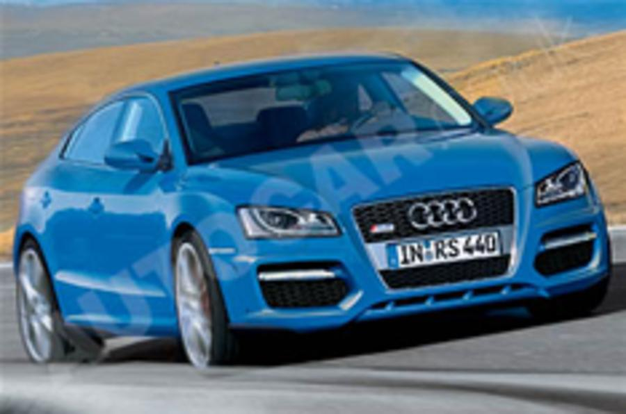 Exclusive: Audi RS5