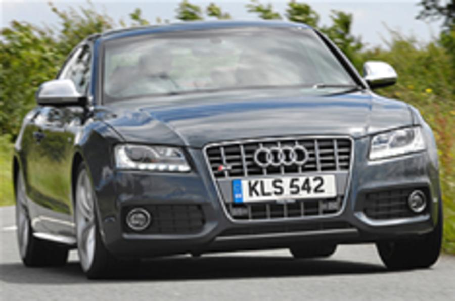 Audi defies market downturn