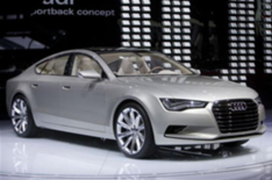 Audi A7 set for Moscow launch
