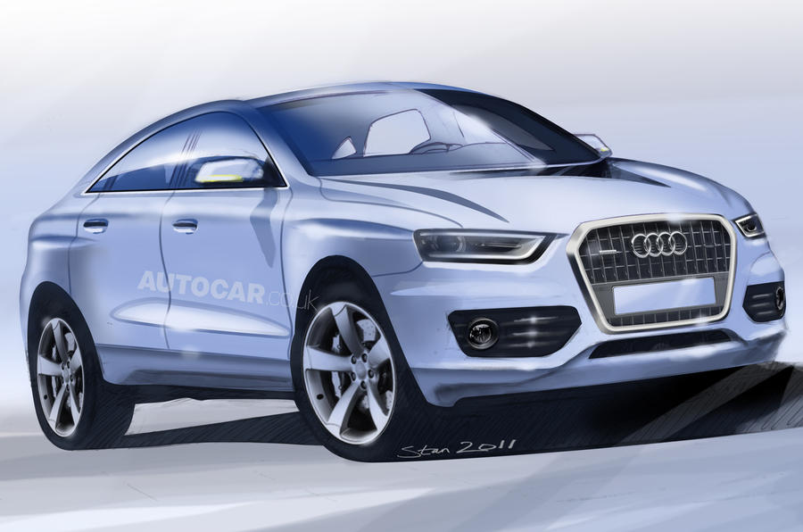 Audi Q2 and Q6 SUVs planned