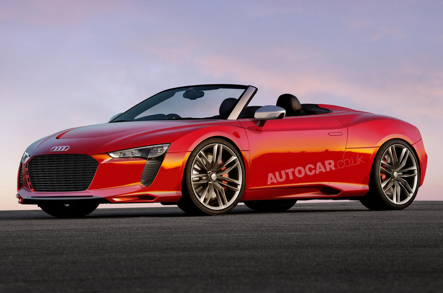 Audis New Baby R Supercar Autocar - Audi r4