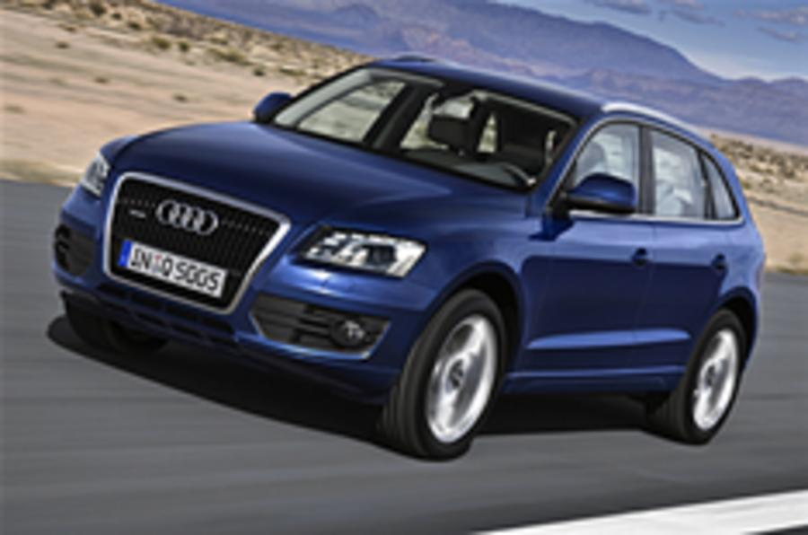 First look: Audi Q5