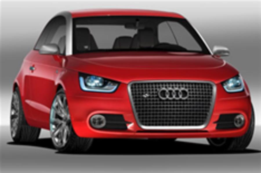 Frankfurt motor show: Audi A1