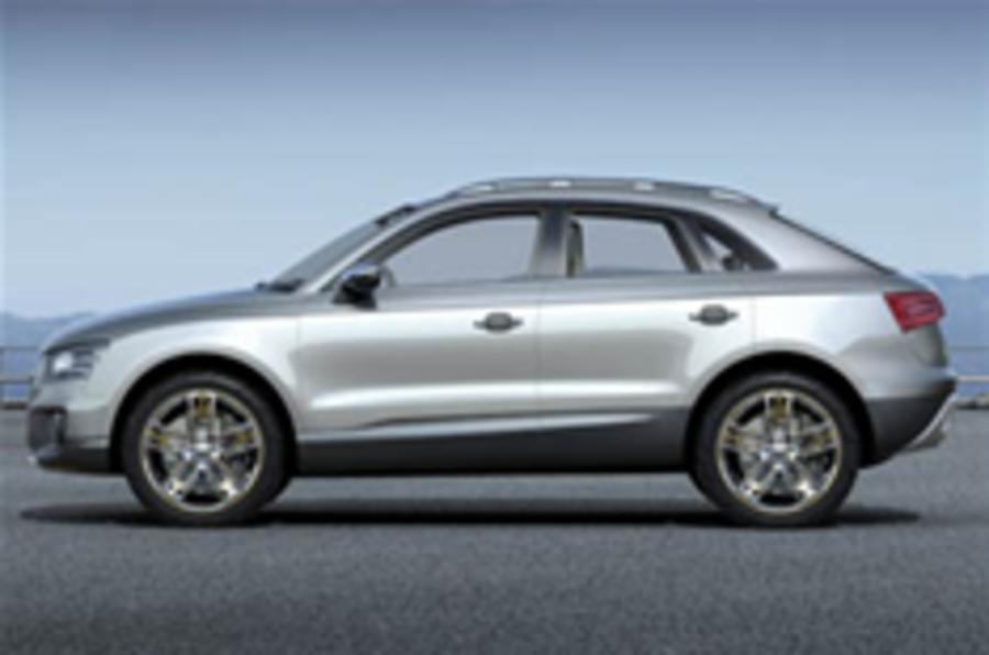 Meet Audi's RAV4 rival