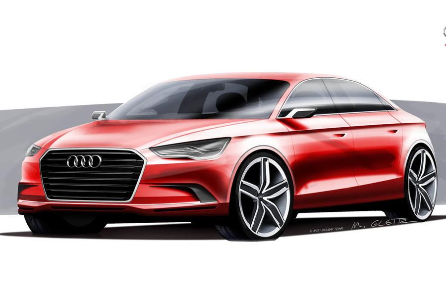 Audi A3 concept for Geneva