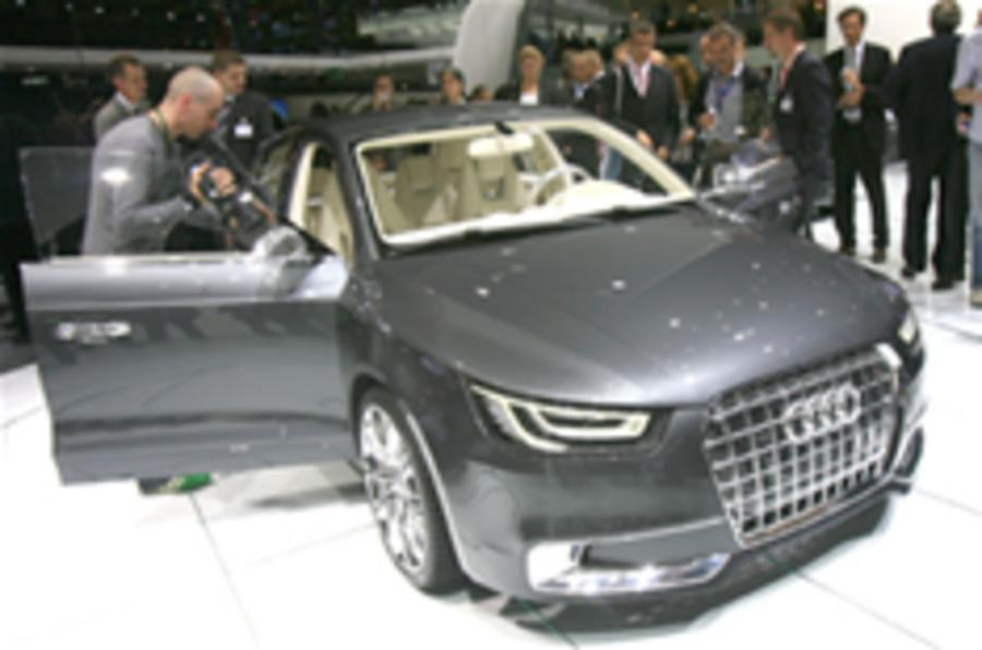 Paris show: Audi A1