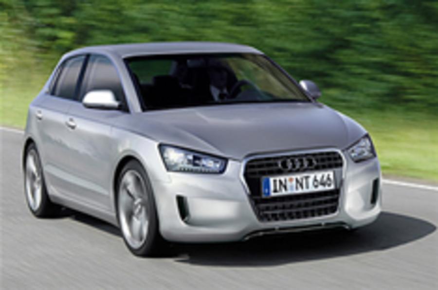 Audi A2 supermini is reborn
