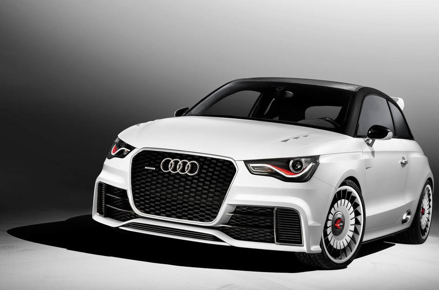 audi 39 s 500bhp a1 quattro unveiled autocar. Black Bedroom Furniture Sets. Home Design Ideas