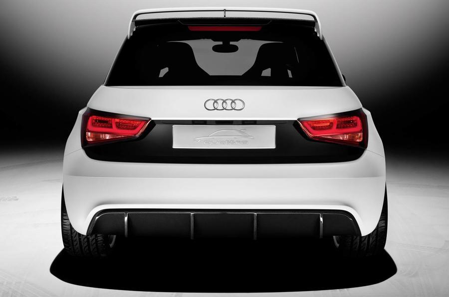Audi's 500bhp A1 quattro unveiled