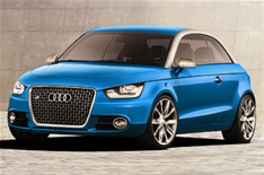 Audi A1 by March 2010