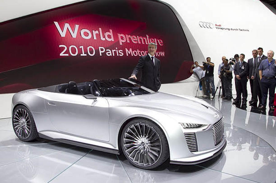 Paris motor show: full A-Z guide