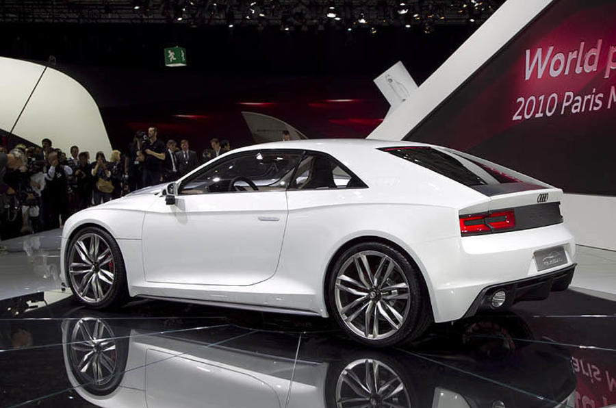 Audi to build reborn Quattro