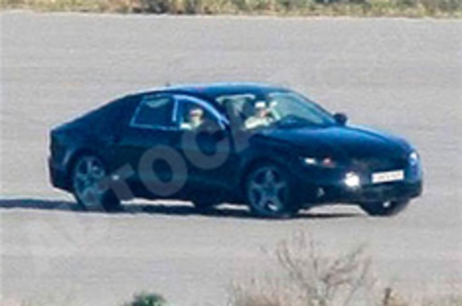 Spied: Audi A7