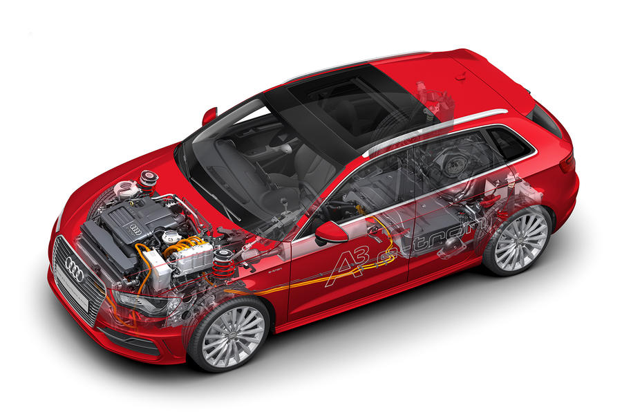Audi plans hybrid version of every key model by 2020