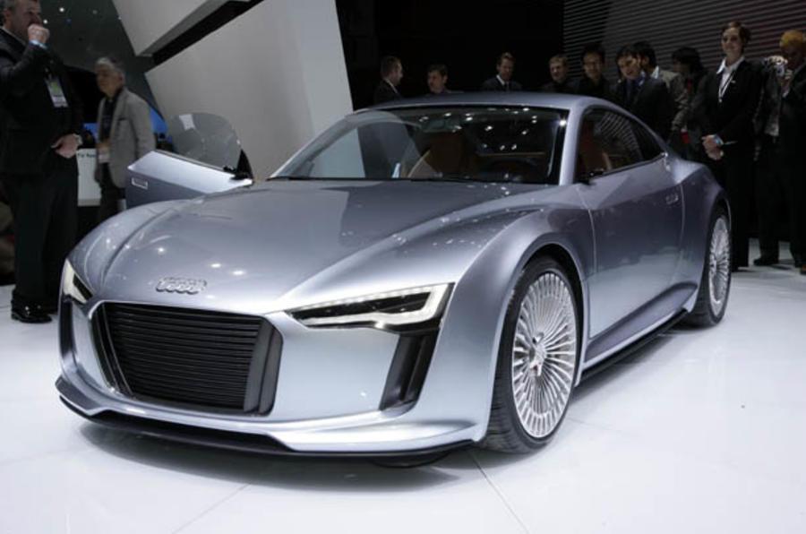 Audi 'R4' e-tron: full details