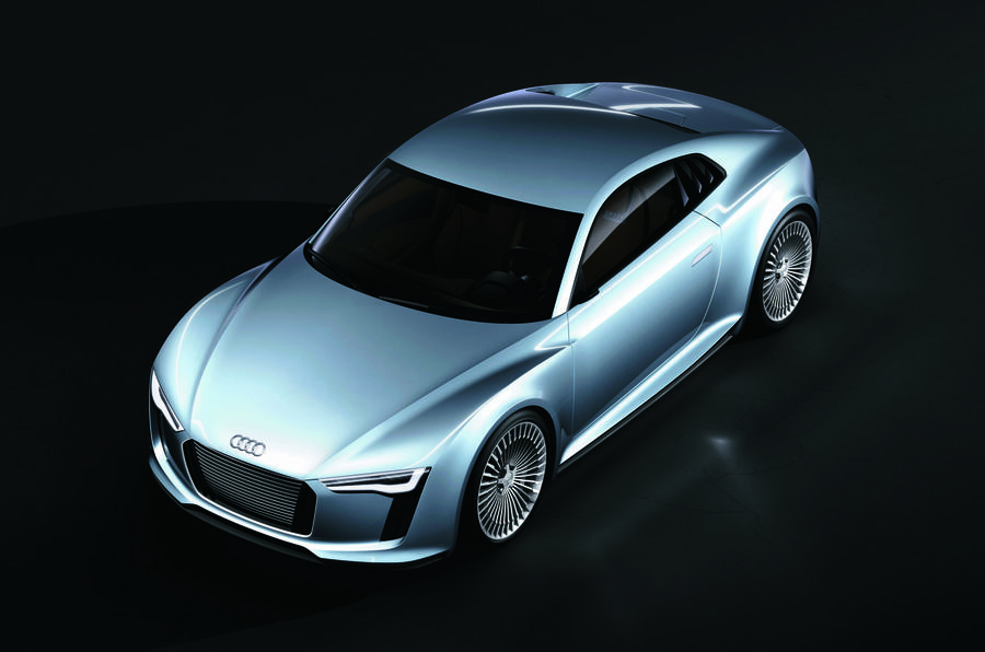 Audi R4's future 'undecided'